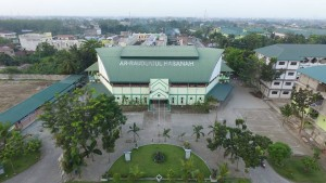 Gedung Serbaguna Pondok Pesantren Modern Ar Raudlatul Hasanah, Medan