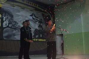 Direktur Pesantren Ar Raudlatul Hasanah; Drs. K.H. Rasyidin Bina, M.A