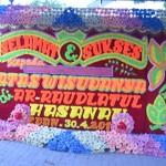 Kerja Bakti dan Kebersihan Santri 3 Intensif Pesantren Ar-Raudlatul Hasanah