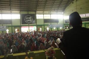 Silaturrahim Kelurga Besar Pesantren Ar-Raudlatul Hasanah dengan Wali Santri Pondok Pesantren Ar-Raudlatul Hasanah, Tahun Pelajran 2016-2017