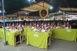 Calon Pengurus Baru GUDEP 06-196 Ar-Raudlatul Hasanah, Medan.