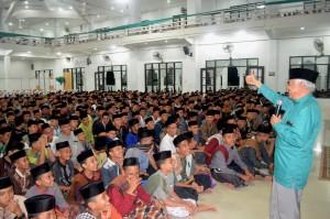 Suprise Pembukaan Tahun Ajaran Baru; Buya Afif Hamka Berpesan