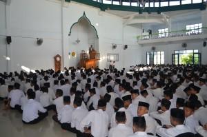 Pembukaan Tahun Ajaran Baru 2017 Pesantren Ar-Raudlatul Hasanah