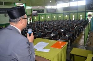 Sambutan Direktur Dalam Pembukaan Kegiatan Amaliyah Tadris; Santri/wati RH Jangan Pernah Berhenti Belajar & Mengajar
