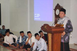 komisi III DPR RI mengunjungi PP. Ar-Raudlatul Hasanah