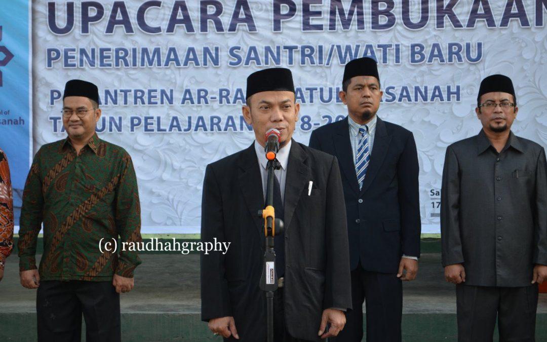 Pendaftaran Hari Pertama Calon Santri/wati Pesantren Ar-Raudlatul Hasanah Mencapai Angka 347 Orang Calon