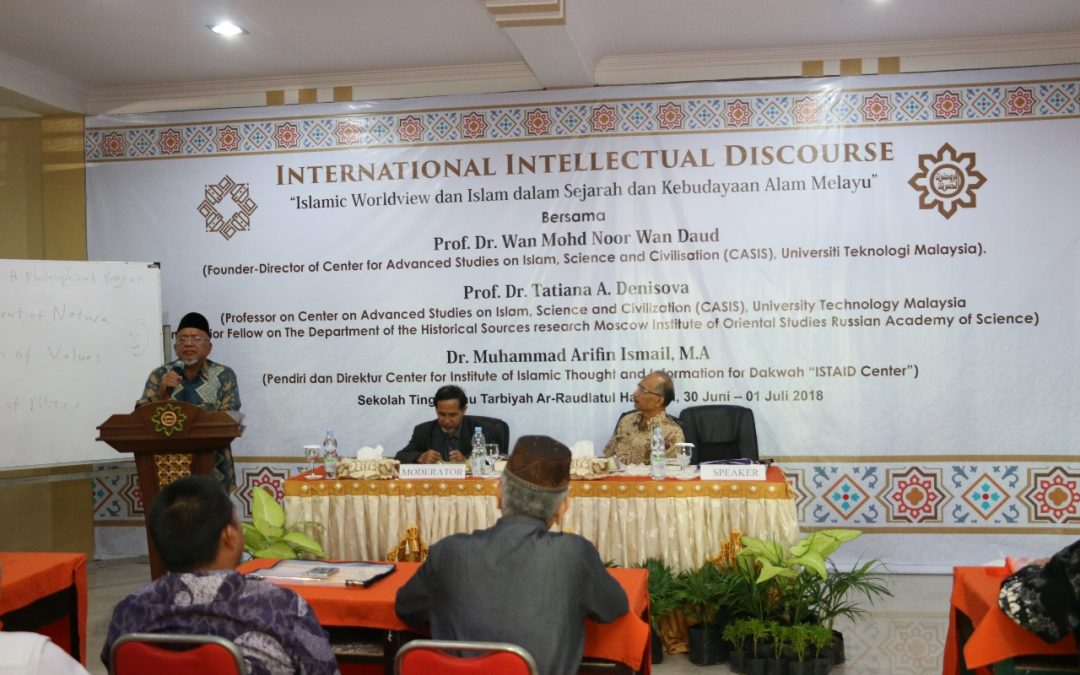 STITRH Kembali Melaksanakan International Intellectual Discourse (IID)