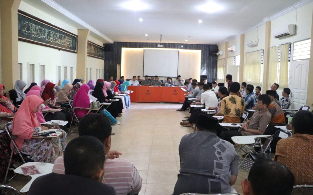 Pengumuman Kenaikan Santri/wati Kelas 1 s/d Kelas 4 Pesantren Ar-Raudlatul Hasanah- Medan Tahun Pelajaran 2017-2018