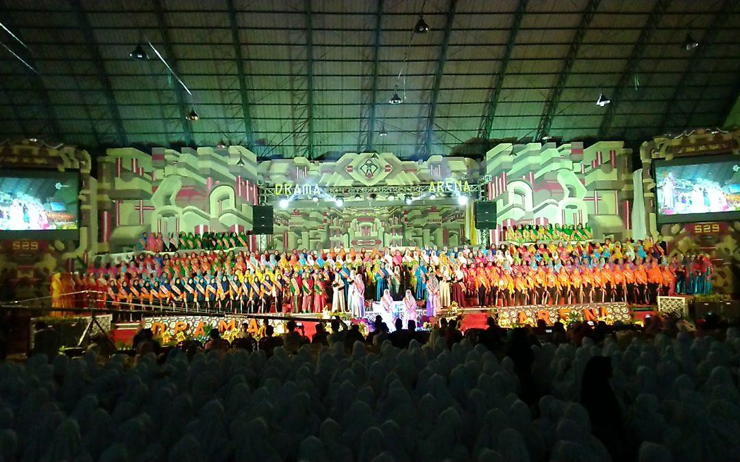 Drama Arena 529 Berhasil Pukau Penonton