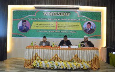 Workshop Penguatan Kurikulum KMI