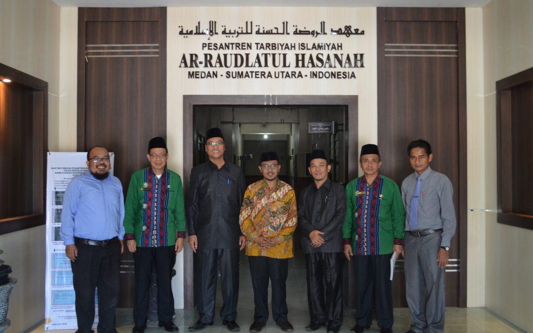 Kunjungan Direktorat Pendidikan Tinggi Keagamaan Islam Negeri KEMENAG RI