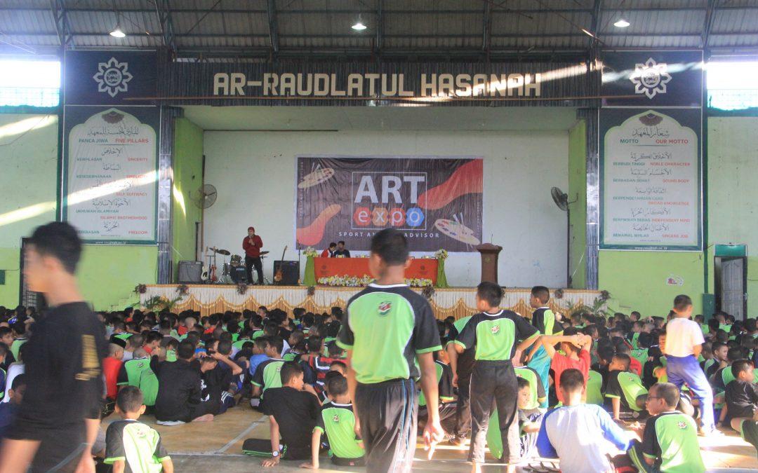 Art Expo dan Art Class