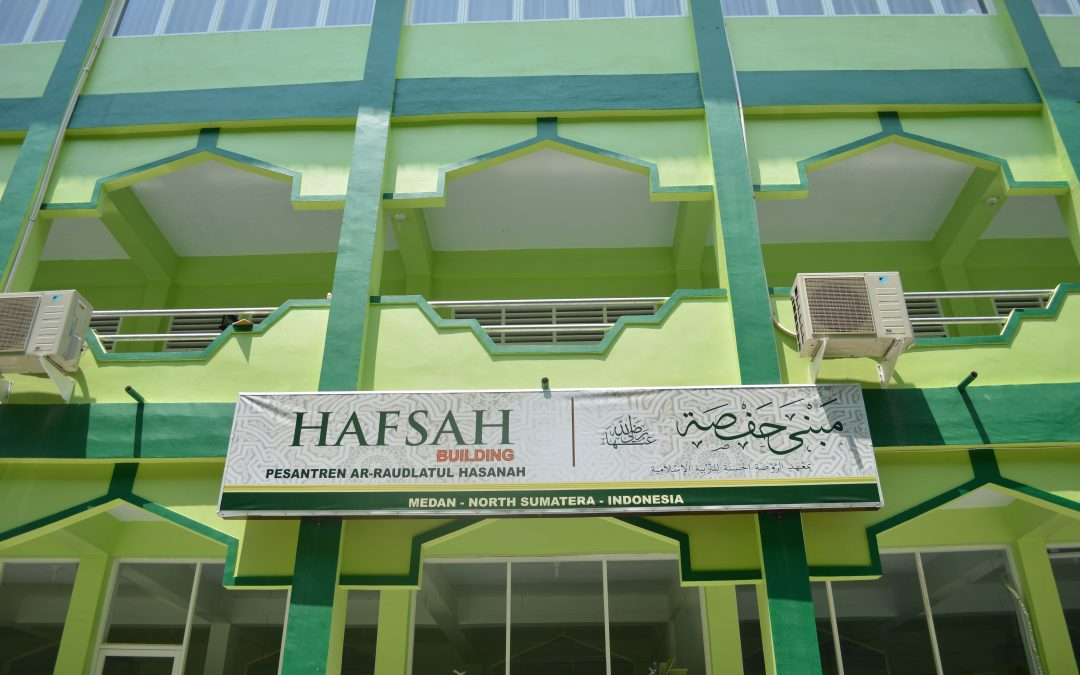 Pembangunan Gedung Hafsah Baru