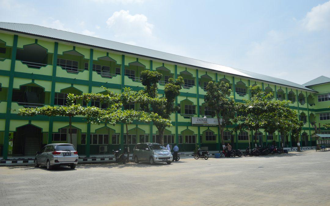 Pembangunan Gedung Zainab