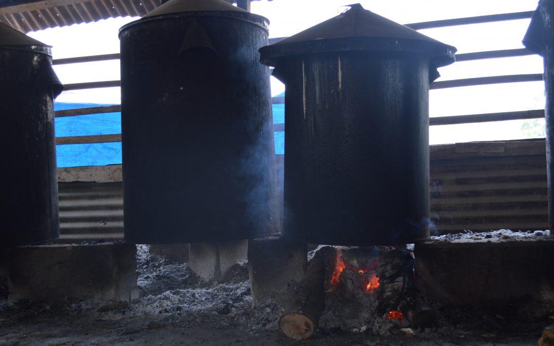 Pembangunan Ruang Masak Nasi