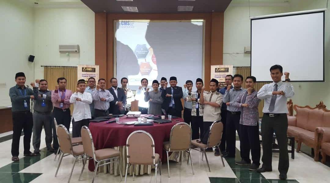Guru Ar-Raudlatul Hasanah Mengikuti Program Kaderisasi Pengajar Ilmu Mawarits UNIDA Gontor