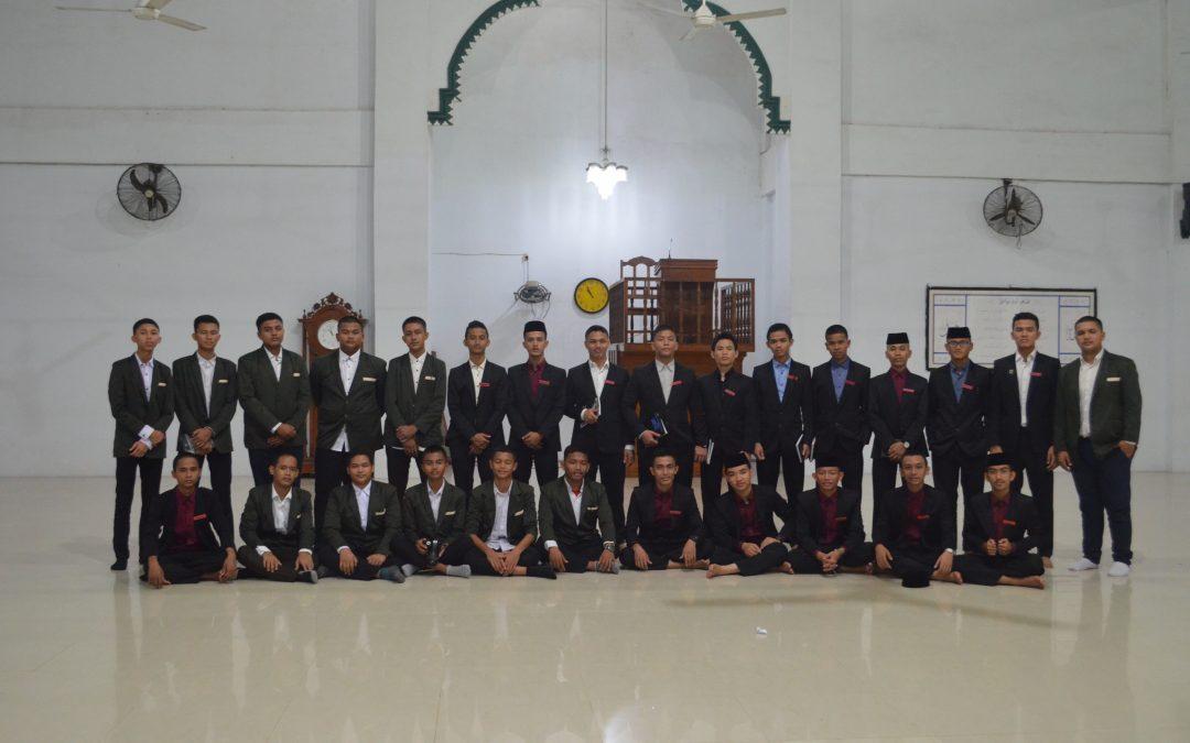 Kunjungan Santri Dayah Al-Fityan Aceh