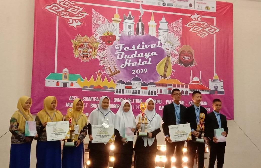 Raudhah Pertahankan Juara Olimpiade Ekonomi Islam Nasional