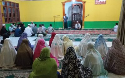 Guru Pengabdian Melaksanakan Safari Ramadhan