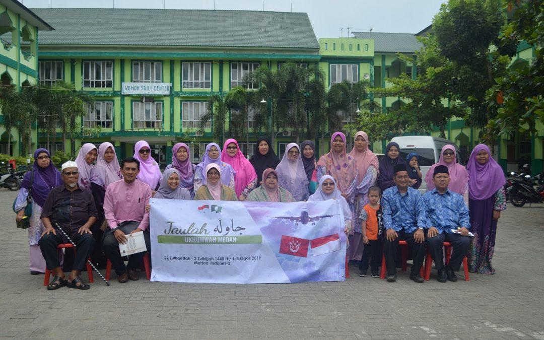 Kunjungan Dewan Muslimat PAS Parti Islam Semalaysia (PAS) Ke Ar-Raudlatul Hasanah