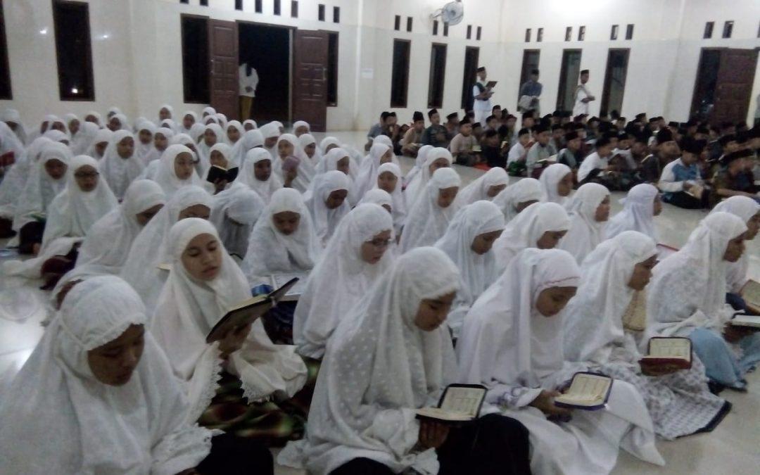 1 Muharram 1441H Raudlah 2 Diperingati Dengan Khataman Al-Qur'an