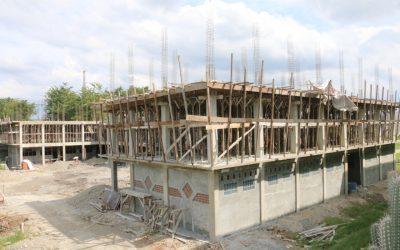 Progres Pembangunan Gedung Khadijah Baru