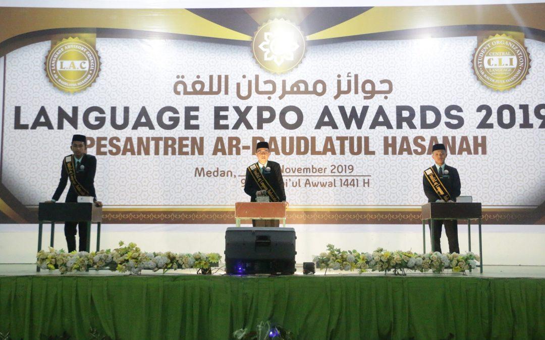 Language Expo 2019; Upaya Peningkatan Bahasa Resmi