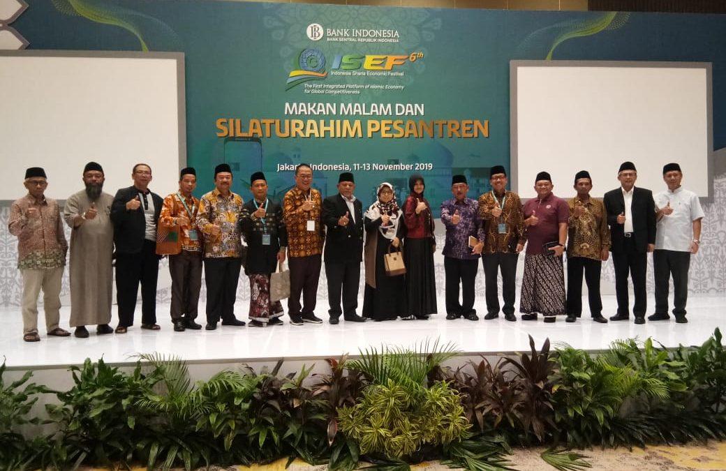 ISEF 2019; Pemberdayaan Ekonomi Pesantren dan Umat