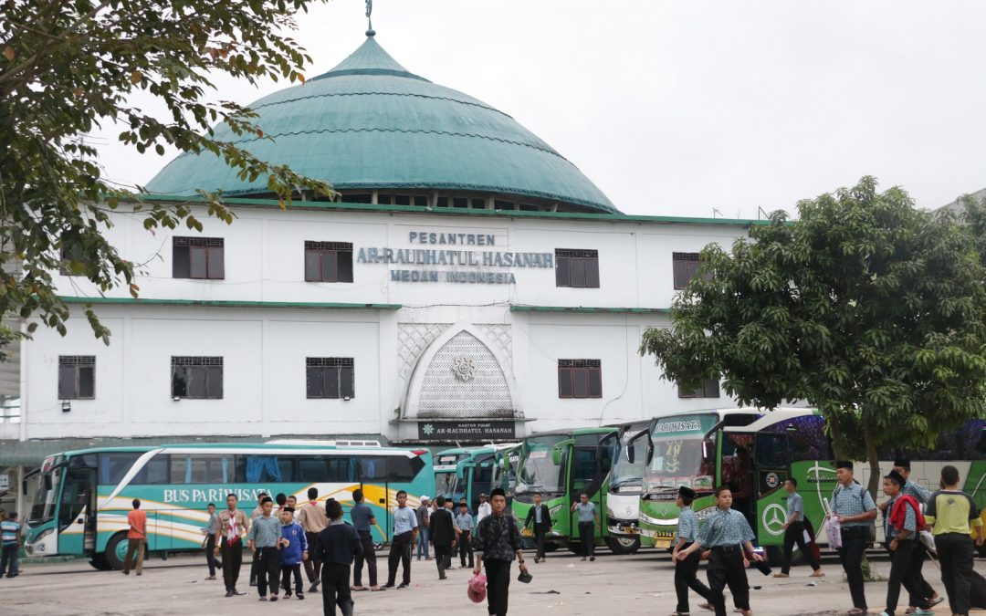 Pesantren Ar-Raudlatul Hasanah Adakan Liburan Semester Ganjil