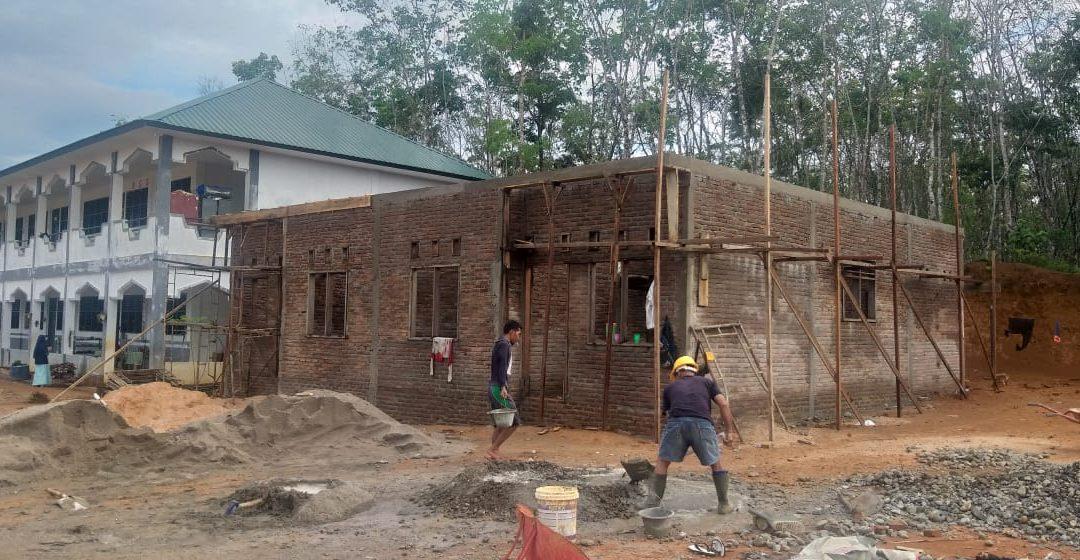 Pembangunan Rumah Guru Kampus 2 Lumut