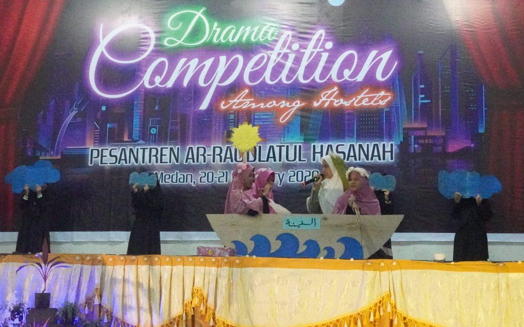 Drama Competition Among Hostels: Mengasah Ketrampilan Berbahasa Arab dan Inggris Serta Seni Drama Santri