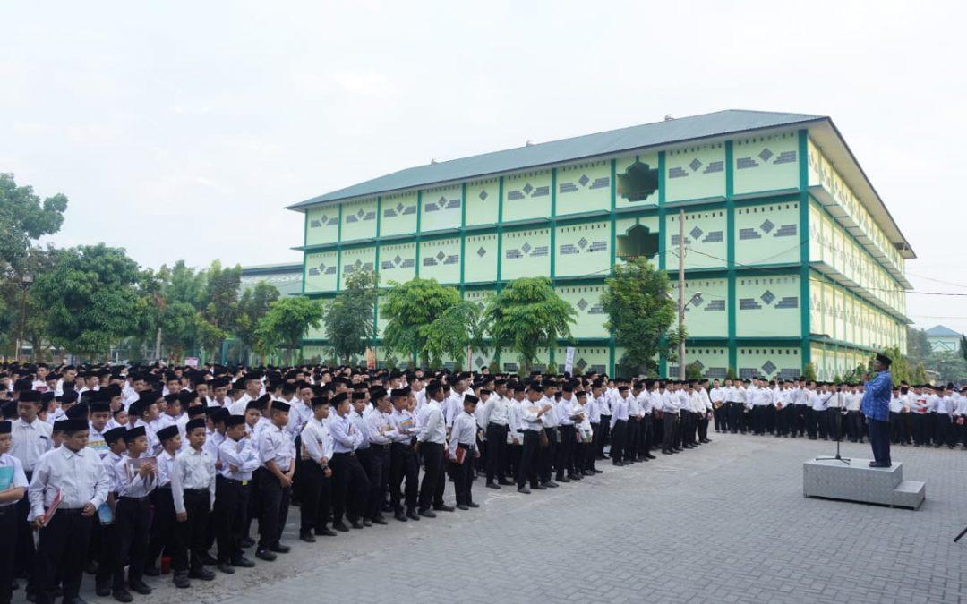 Santri Raudhah Hadapi Ulangan Umum Semester Genap T.A 2019/2020