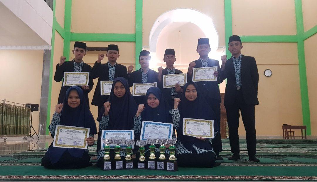 Raudlah Ikuti MTQ Yang ke 5 di Pondok Pesantren Al-Qur'an Al-Majidiyah Riau