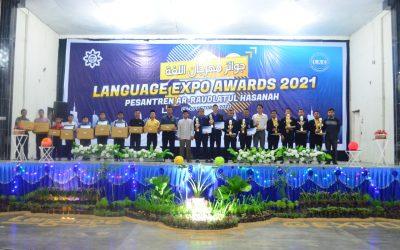 Language Expo 2021; Allughatu Taajul Ma'had (Bahasa adalah mahkota Pesantren)